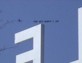 WM3 Airplane Banner